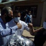 Posadas: Leonardo Stelatto participó de la entrega de viviendas Procrear en Itaembé Guazú