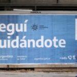Coronavirus en Argentina: el año comenzó con 44% más casos que como finalizó el 2020
