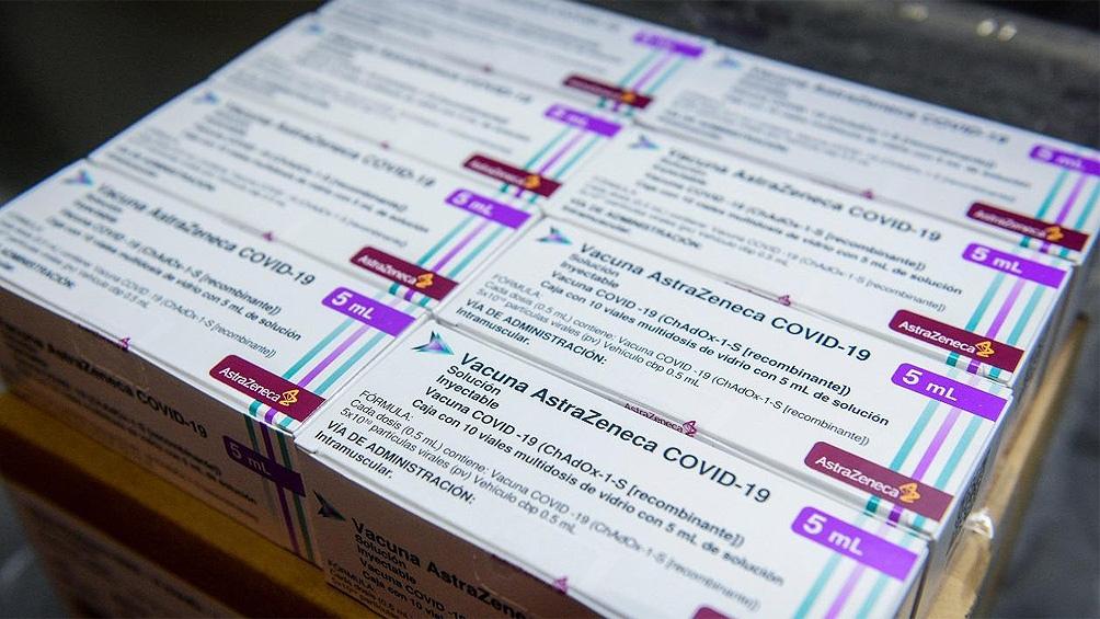 Hay unas 60 millones de dosis de AstraZeneca que Estados Unidos tiene en su territorio sin utilizar.