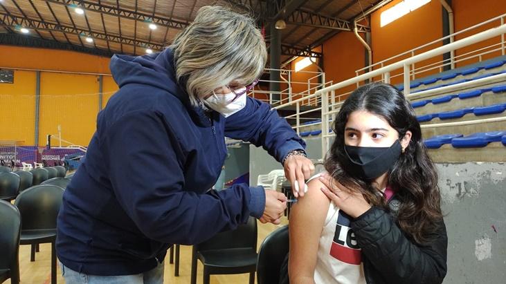 Vacunación en adolescentes